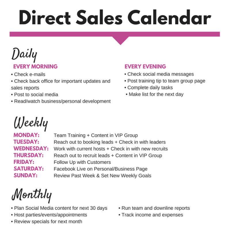direct sales training archives step into success
