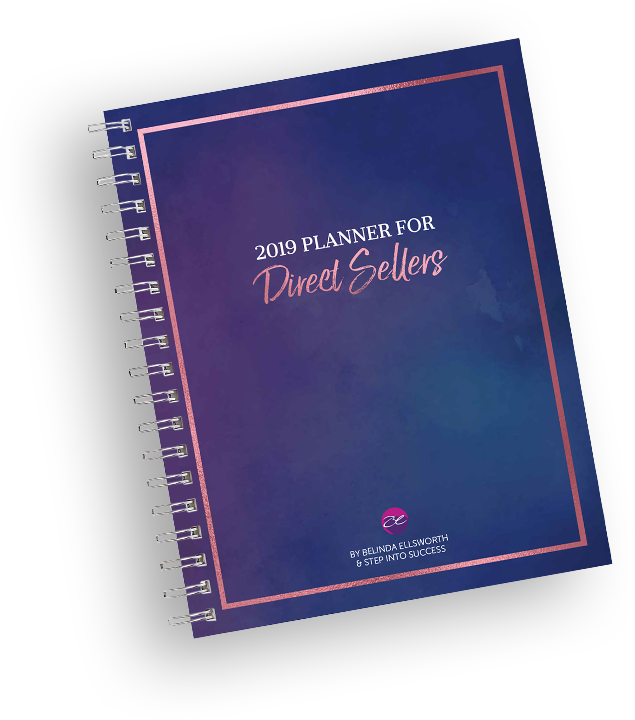photograph about Free Printable Direct Sales Planner named 2019 Planner for Lead Suppliers - Action Into Achievement